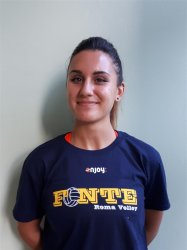 Elisa AMADIO - All. U14 Gialla F.le e 2^ All. U14 M.le e U16 F.le